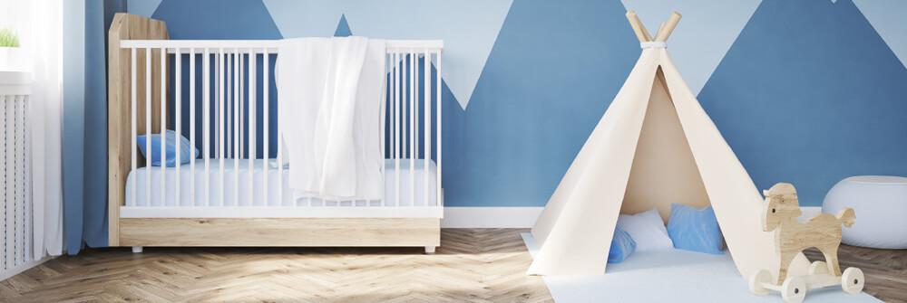 Papier Peint Panoramique bébé