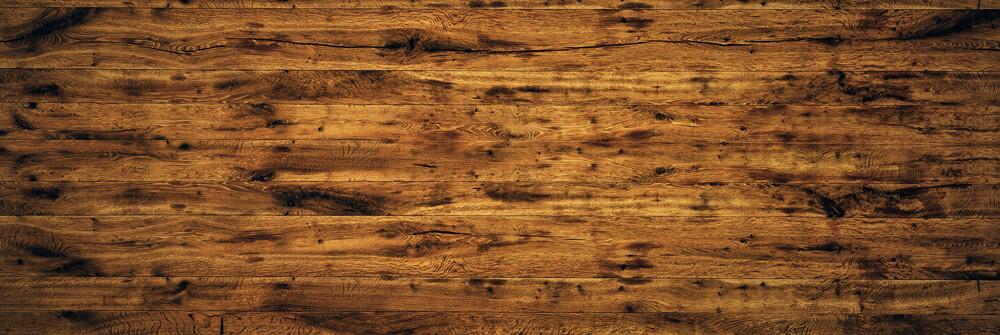 Papier peint panoramique bois