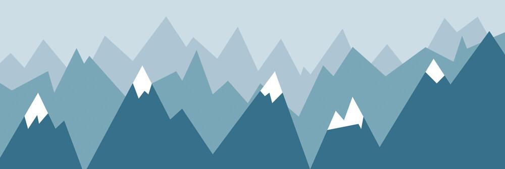 Papier Peint Panoramique avec illustrations et dessins