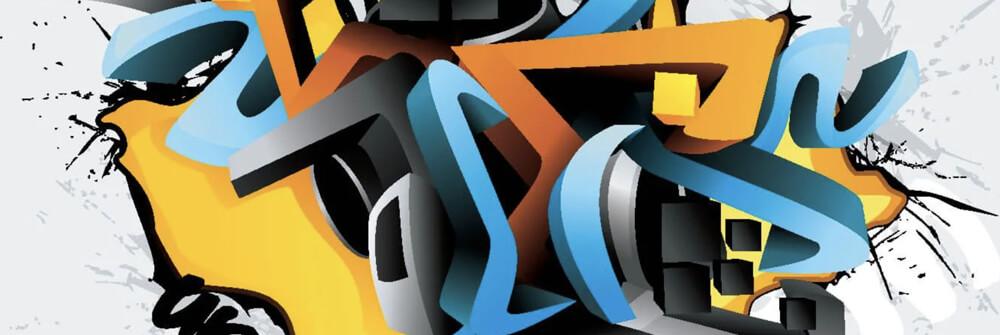 Papier Peint Panoramique avec animation