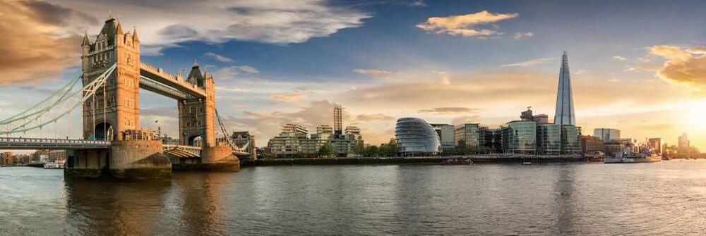 Londres Papier peint panoramique