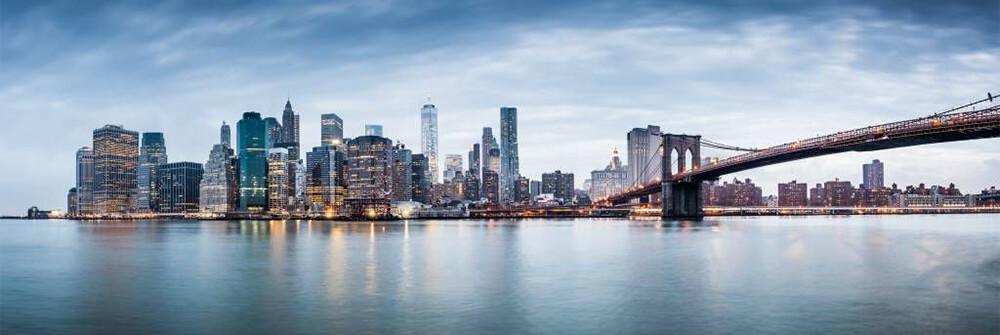 New York Papier Peint Panoramique