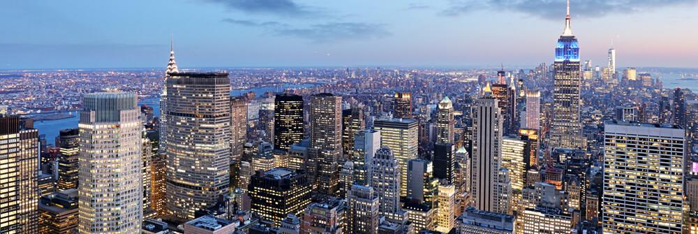 Papier Peint Panoramique monde et ville