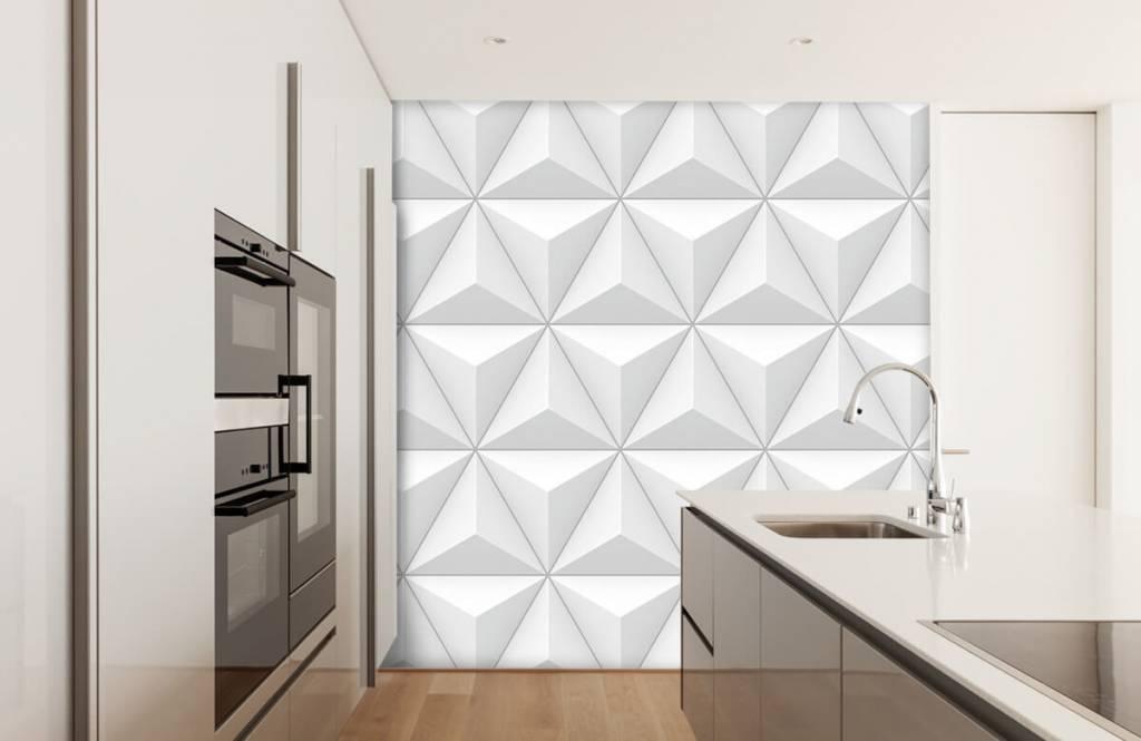 Divers - Triangles en 3D - Salle de conférence 3