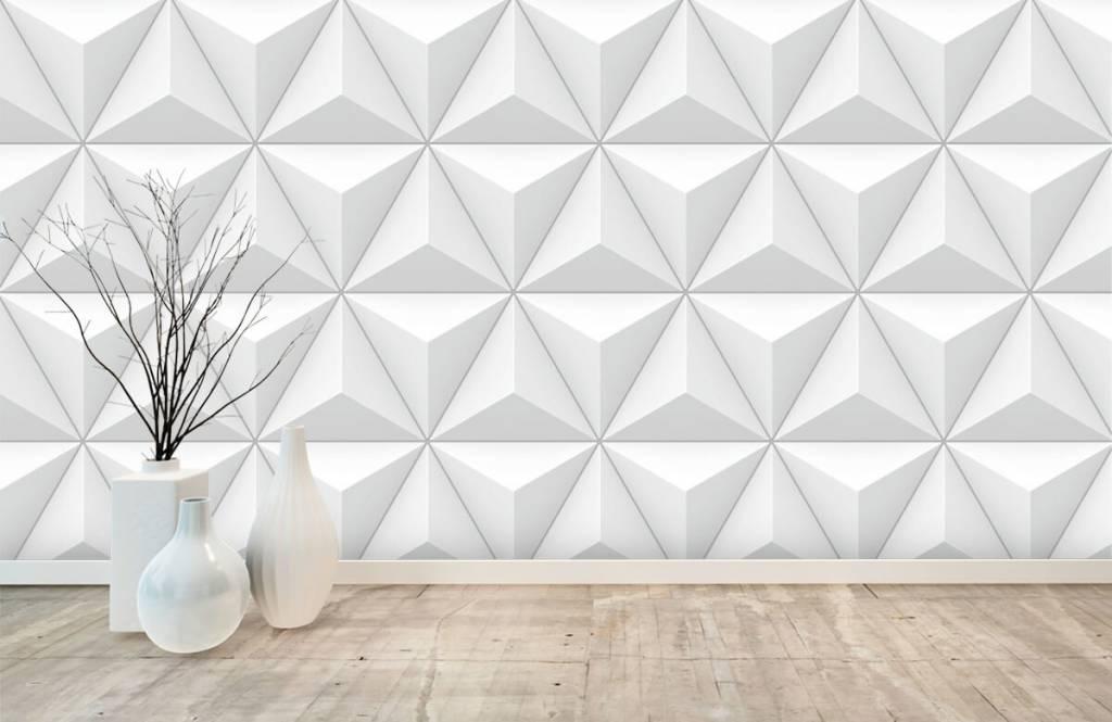 Divers - Triangles en 3D - Salle de conférence 8