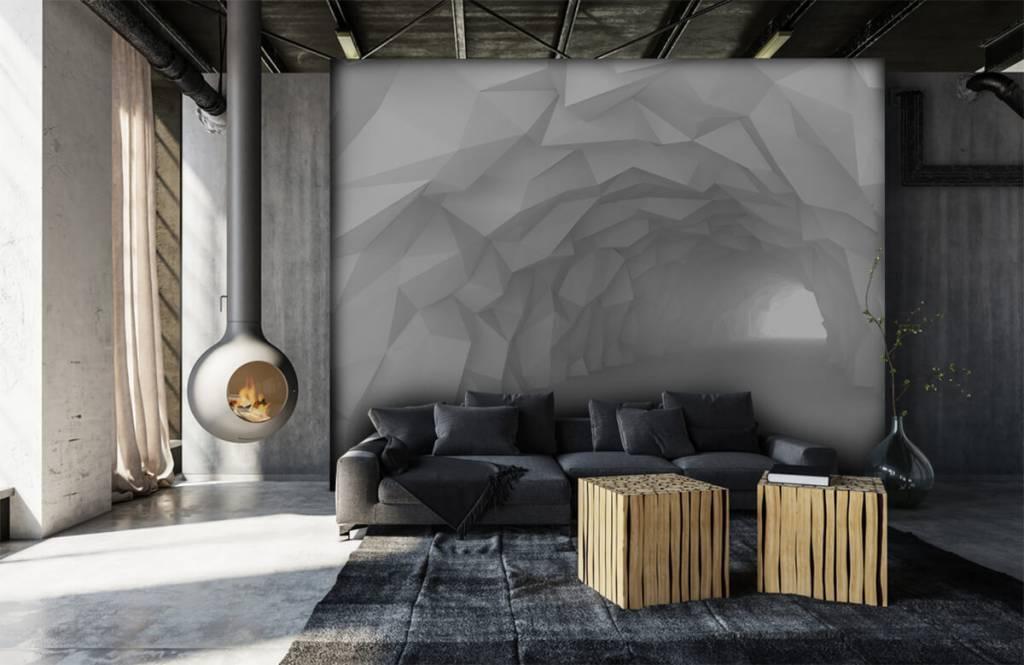 Autre - Tunnel pointu en 3D - Chambre d'adolescent 6