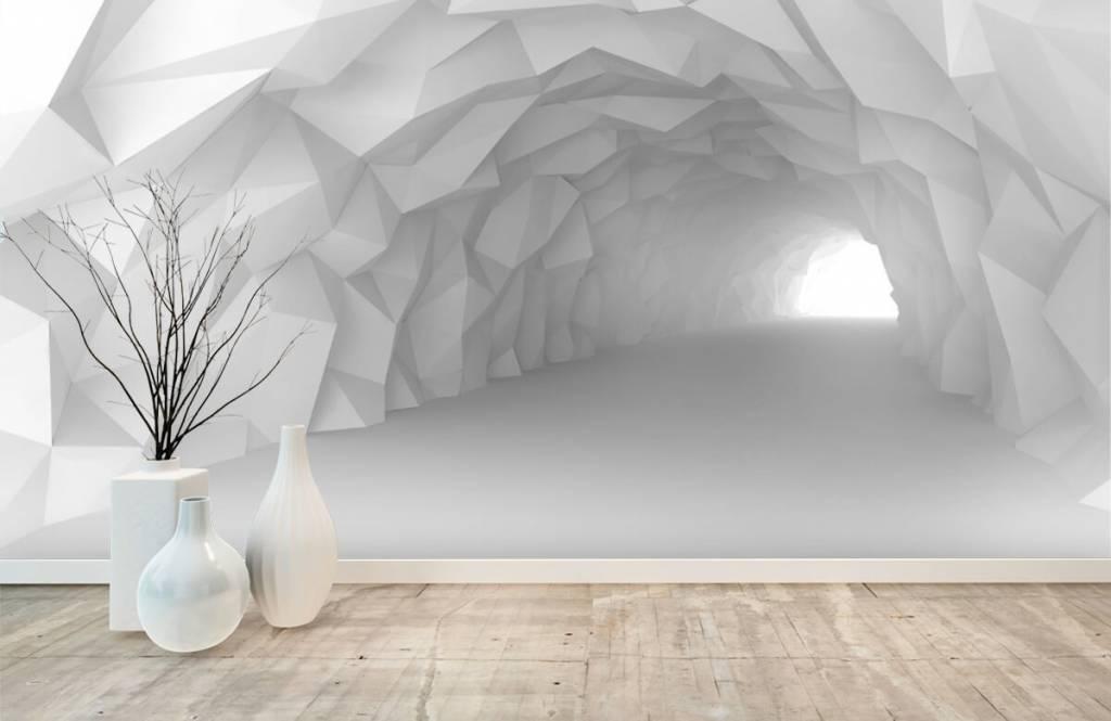 Autre - Tunnel pointu en 3D - Chambre d'adolescent 8