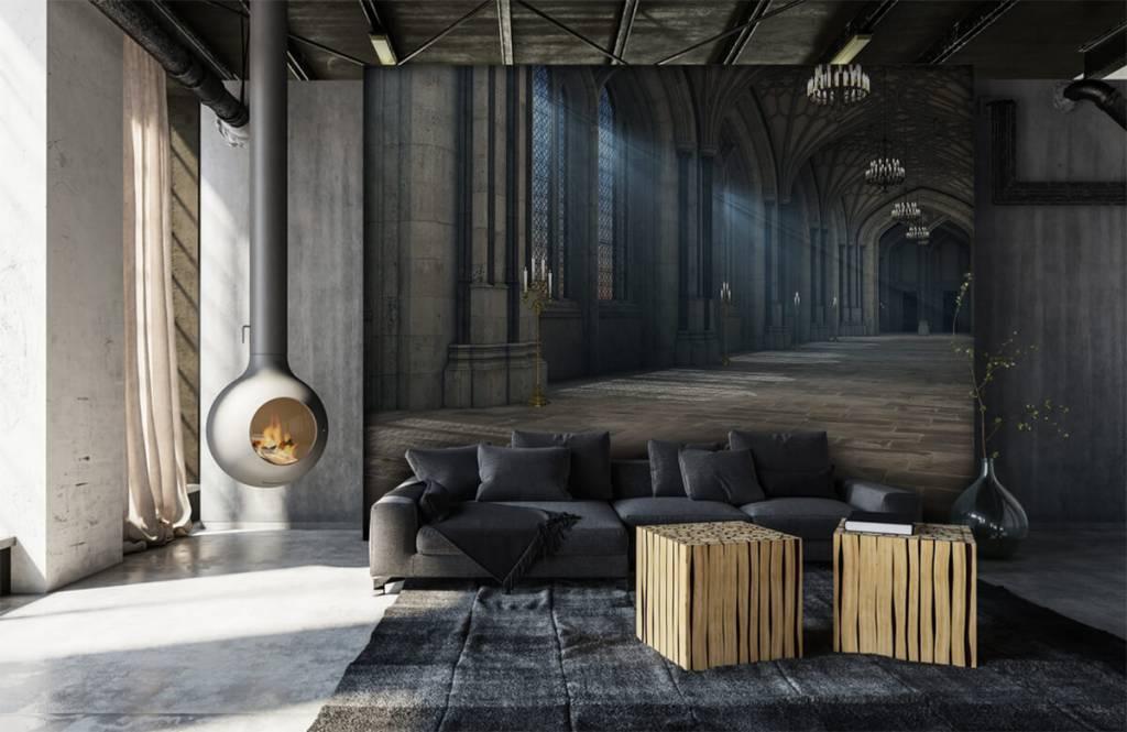 Bâtiments - Cathédrale 3D - Salle de Loisirs 2