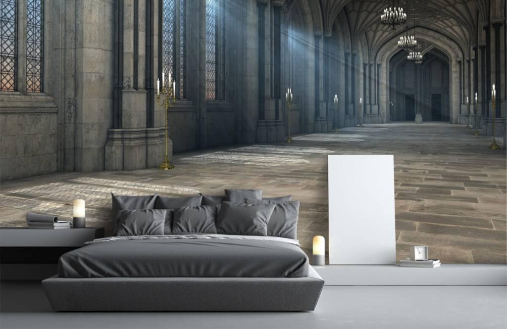 Bâtiments - Cathédrale 3D - Salle de Loisirs 3