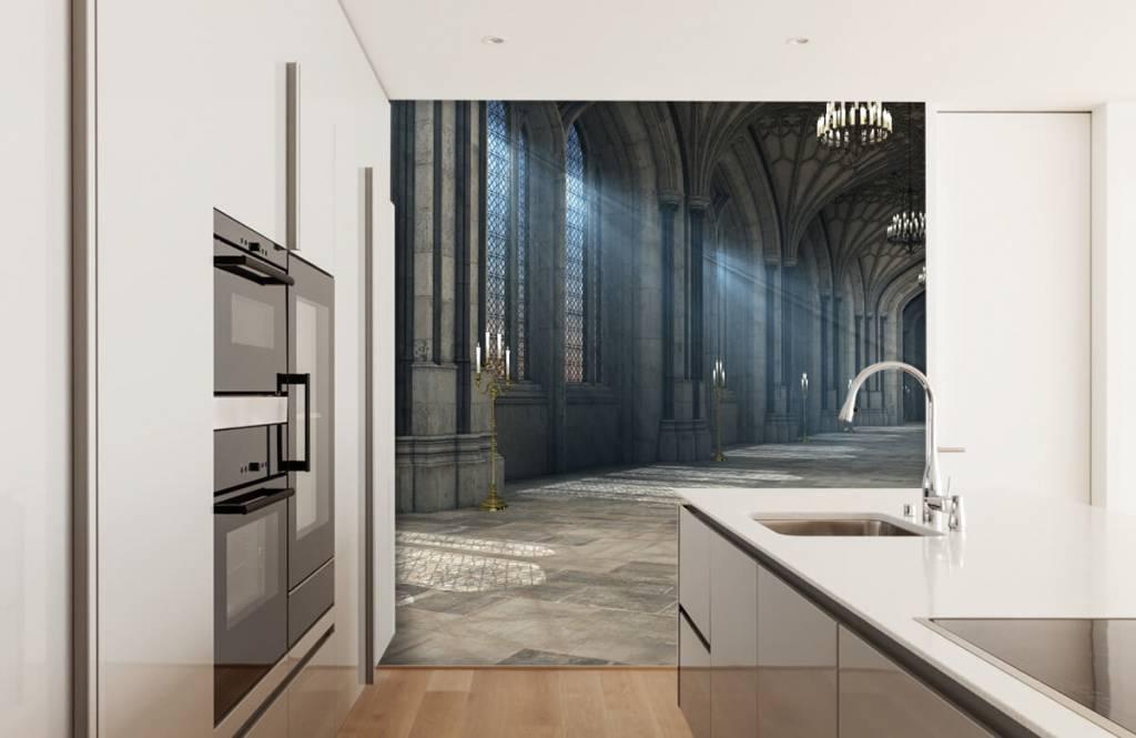 Bâtiments - Cathédrale 3D - Salle de Loisirs 4