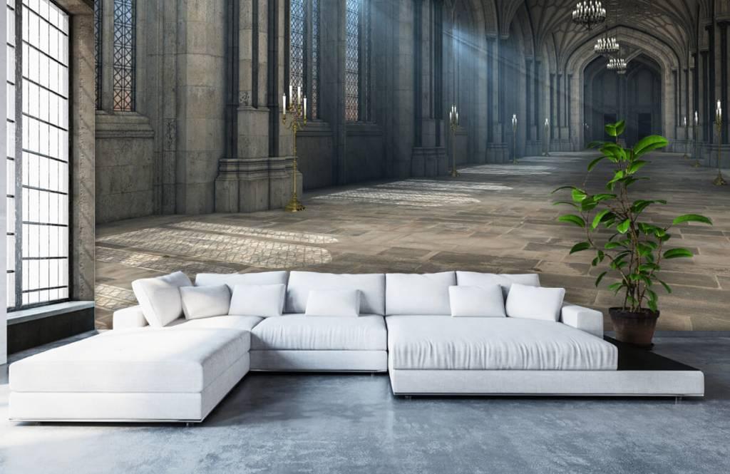 Bâtiments - Cathédrale 3D - Salle de Loisirs 6