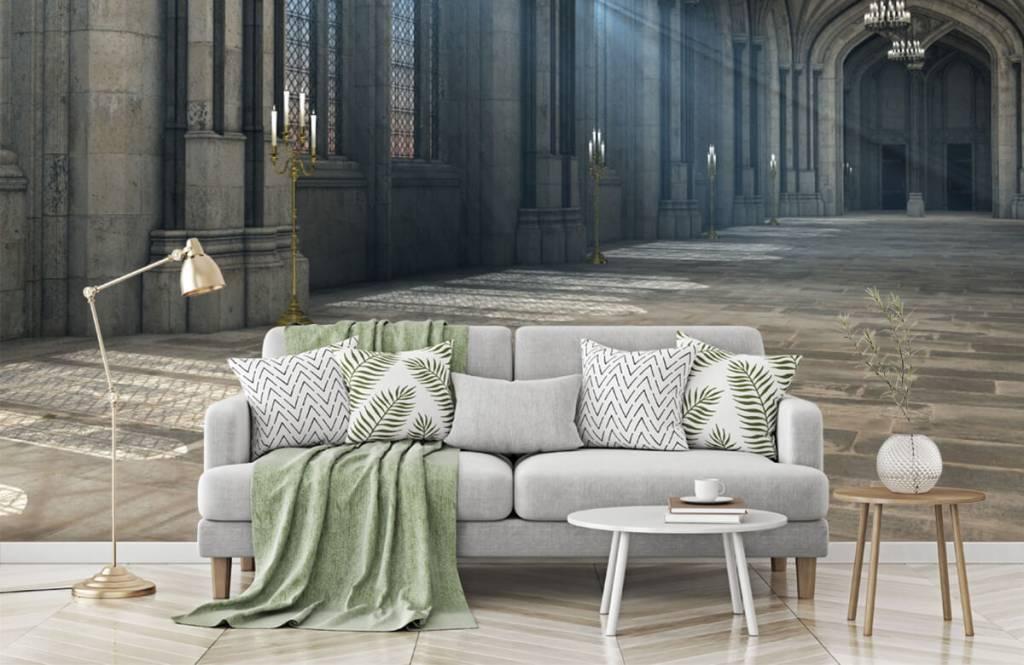Bâtiments - Cathédrale 3D - Salle de Loisirs 7