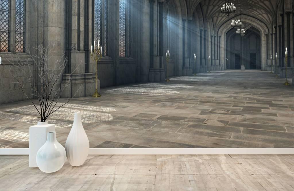 Bâtiments - Cathédrale 3D - Salle de Loisirs 8