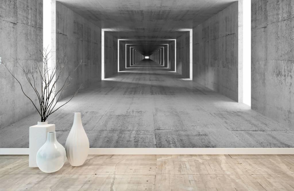 Autre - Tunnel en béton - Bureau 9