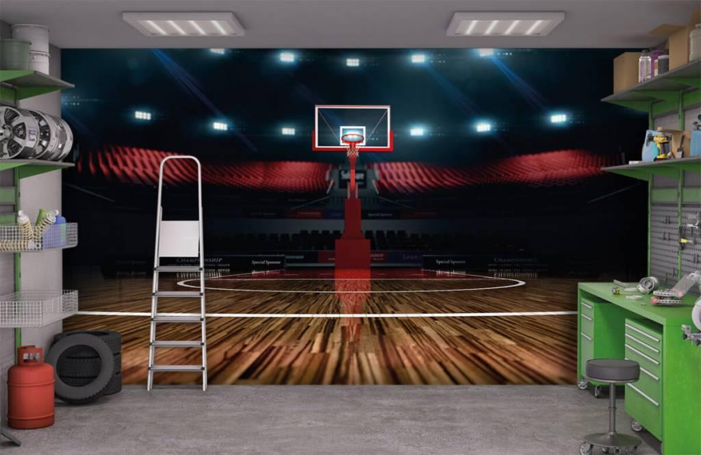 Autre - Aréna de basket-ball - Salle de Loisirs 1