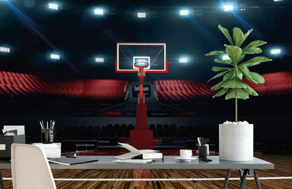 Autre - Aréna de basket-ball - Salle de Loisirs 2