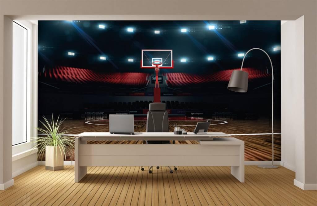 Autre - Aréna de basket-ball - Salle de Loisirs 4