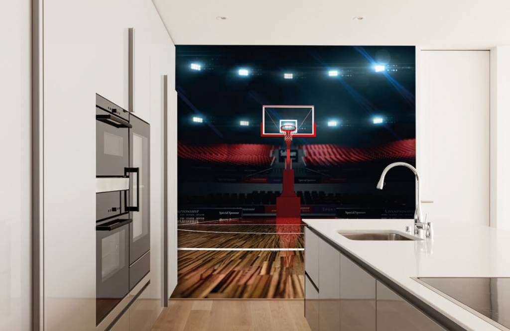 Autre - Aréna de basket-ball - Salle de Loisirs 5