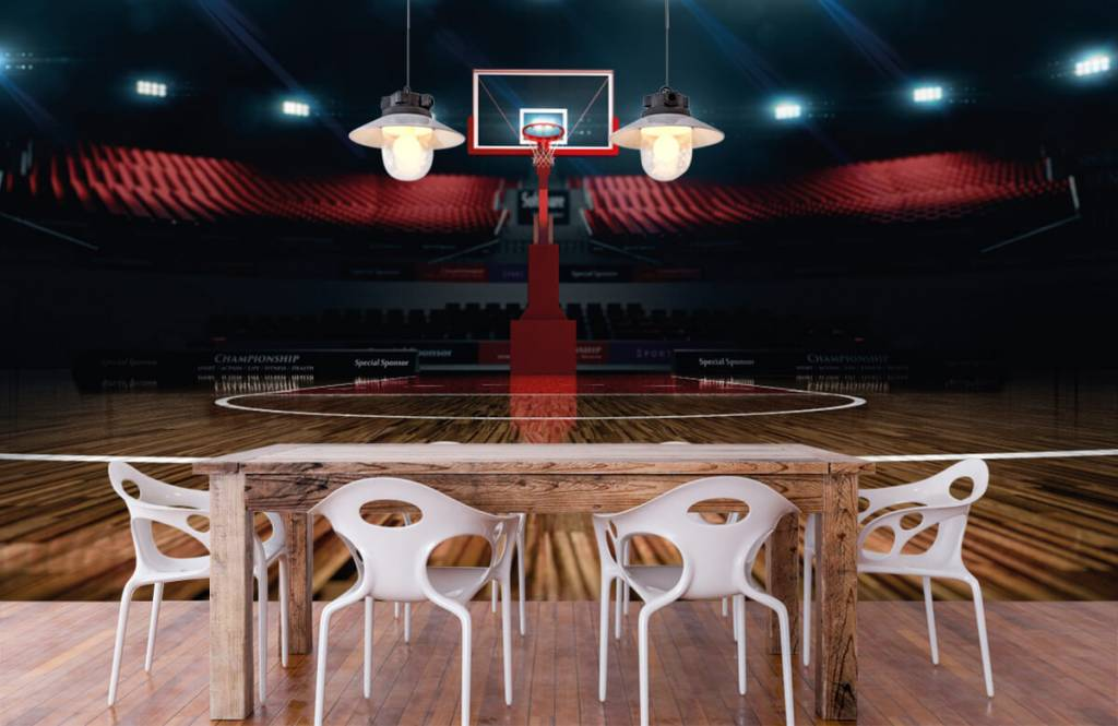 Autre - Aréna de basket-ball - Salle de Loisirs 7