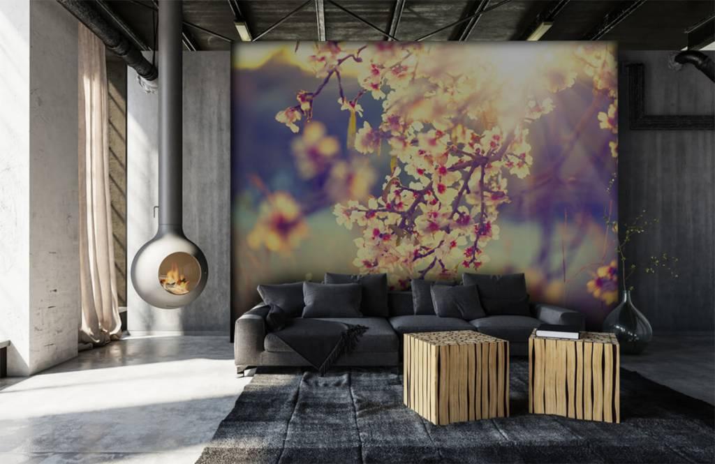 Bourgeon - Arbre à fleurs - Chambre à coucher 7