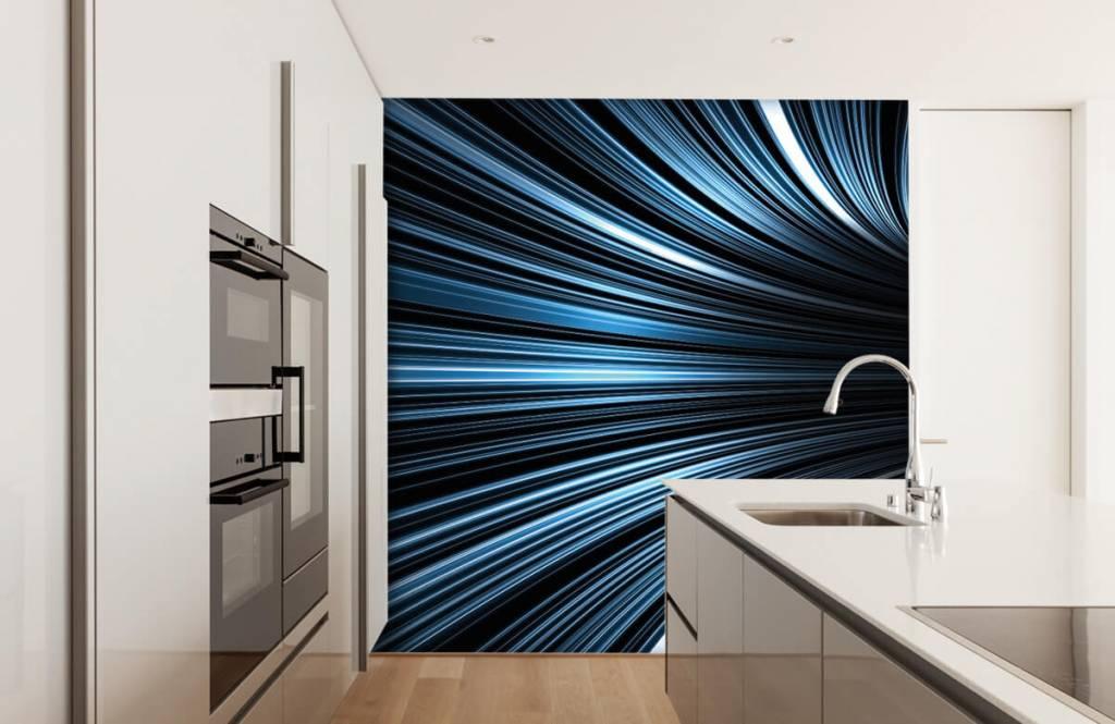 Autre - Tunnel 3D futuriste - Salle de Loisirs 3