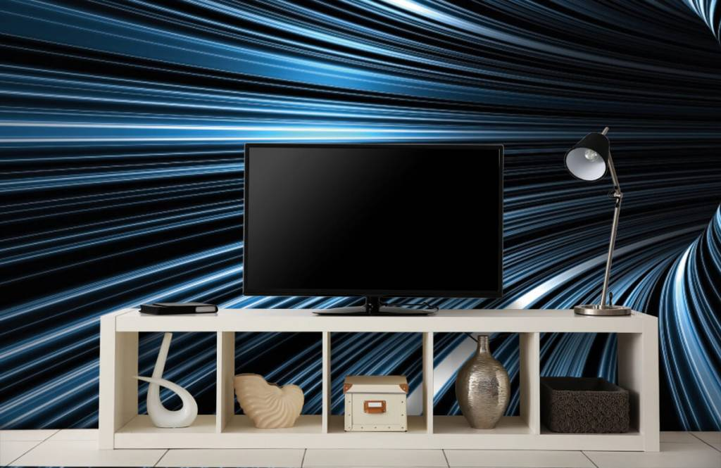 Autre - Tunnel 3D futuriste - Salle de Loisirs 4