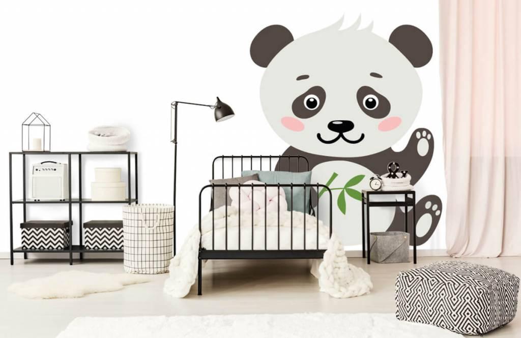 Autre - Bébé panda - Chambre de bébé 2