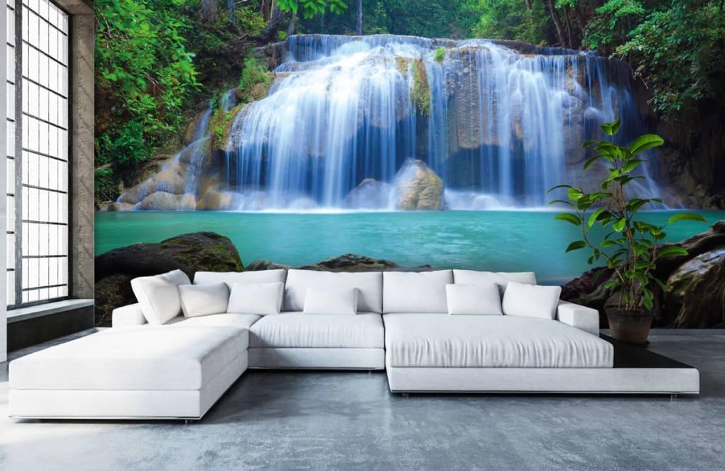Cascades - Chute d'eau étonnante - Chambre à coucher 1