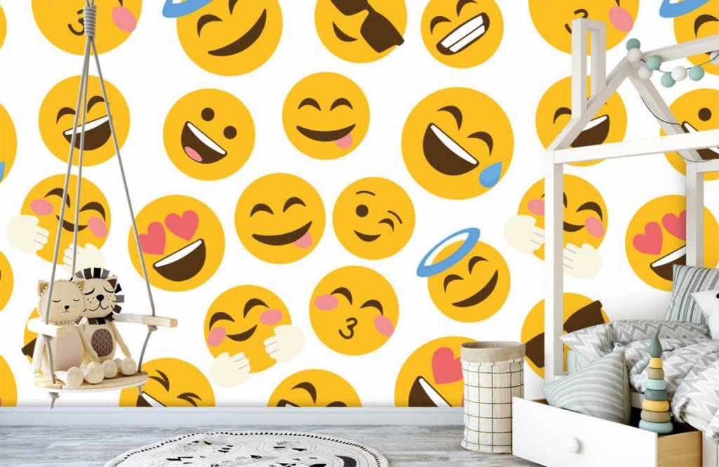Autre - Emojis - Chambre d'enfants 1