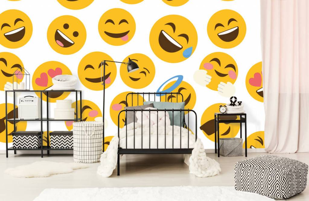 Autre - Emojis - Chambre d'enfants 2
