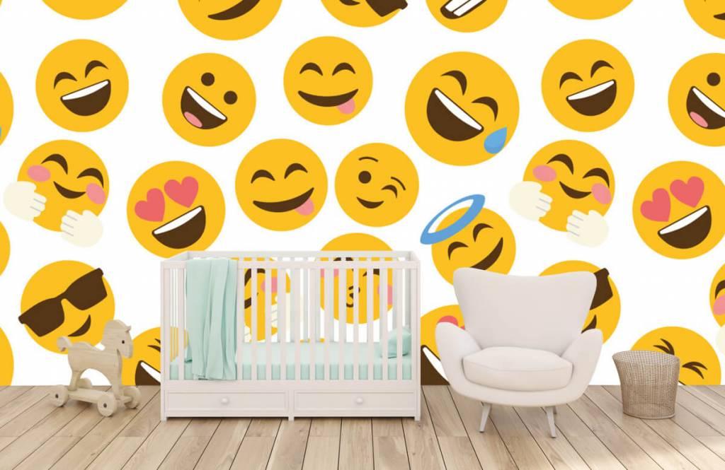 Autre - Emojis - Chambre d'enfants 5