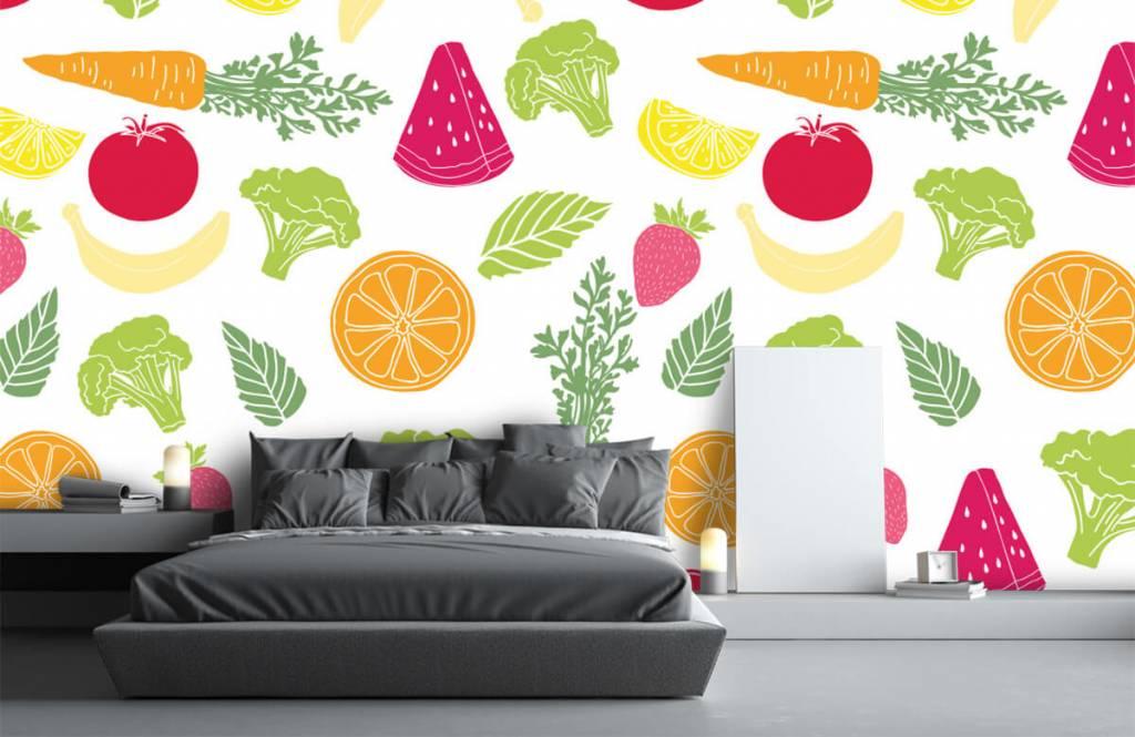 Autre - Dessins fruit et légumes - Cuisine 3