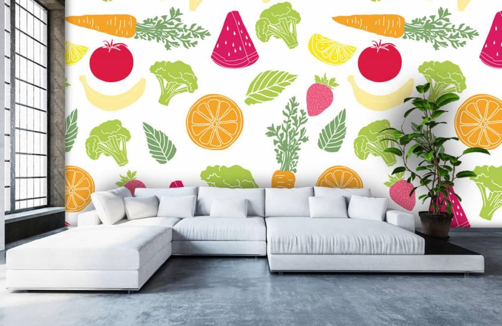 Autre - Dessins fruit et légumes - Cuisine 4