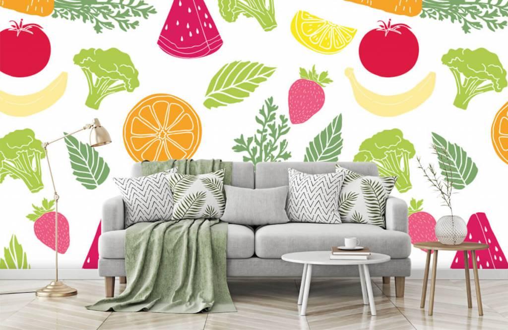 Autre - Dessins fruit et légumes - Cuisine 5