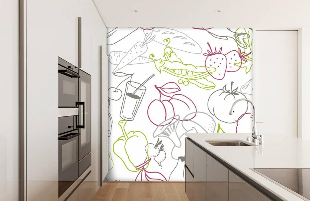 Other - Icône de fruits et légumes - Cuisine 1
