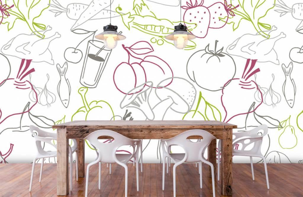 Other - Icône de fruits et légumes - Cuisine 6