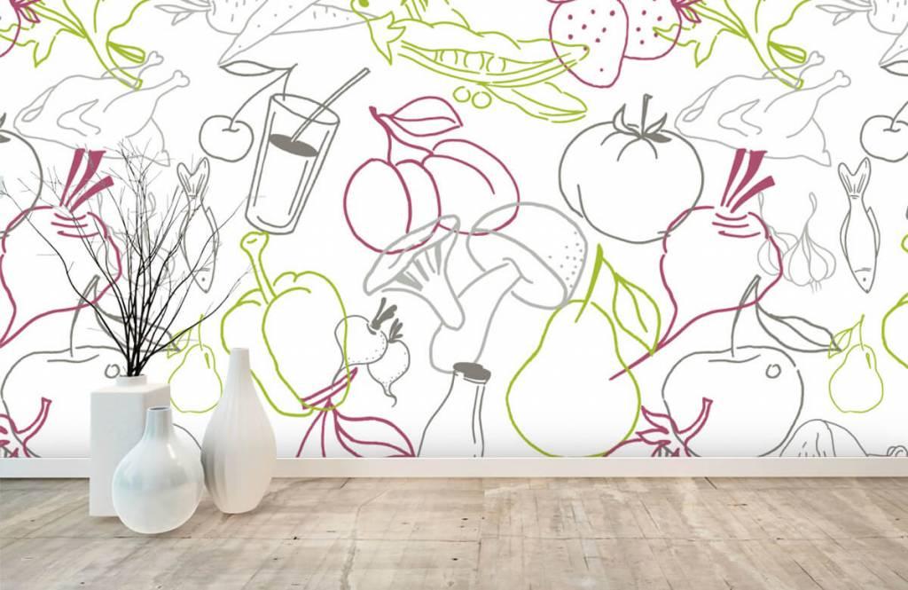 Other - Icône de fruits et légumes - Cuisine 7