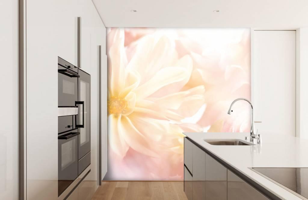 Champs fleuris - Fleurs claires - Chambre à coucher 3