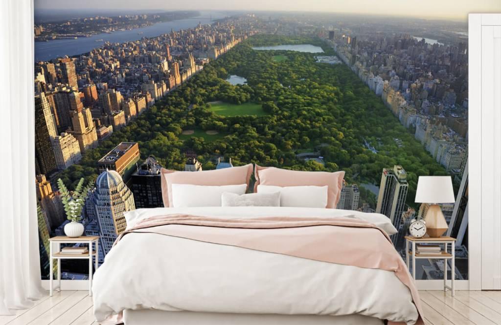 Papier peint Villes - Central Park - Chambre à coucher 4