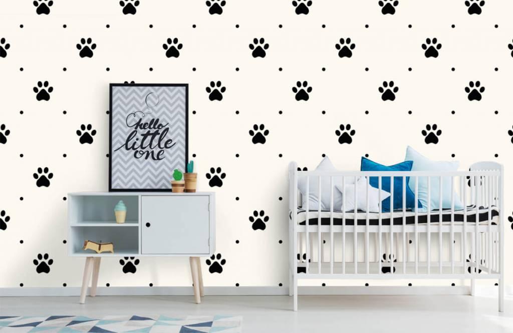 Autre - Pattes de chien - Chambre d'enfants 6