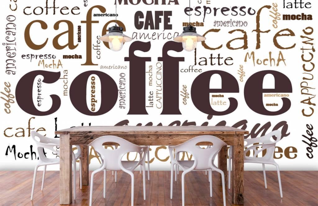 Autre - Café en lettre - Cuisine 1