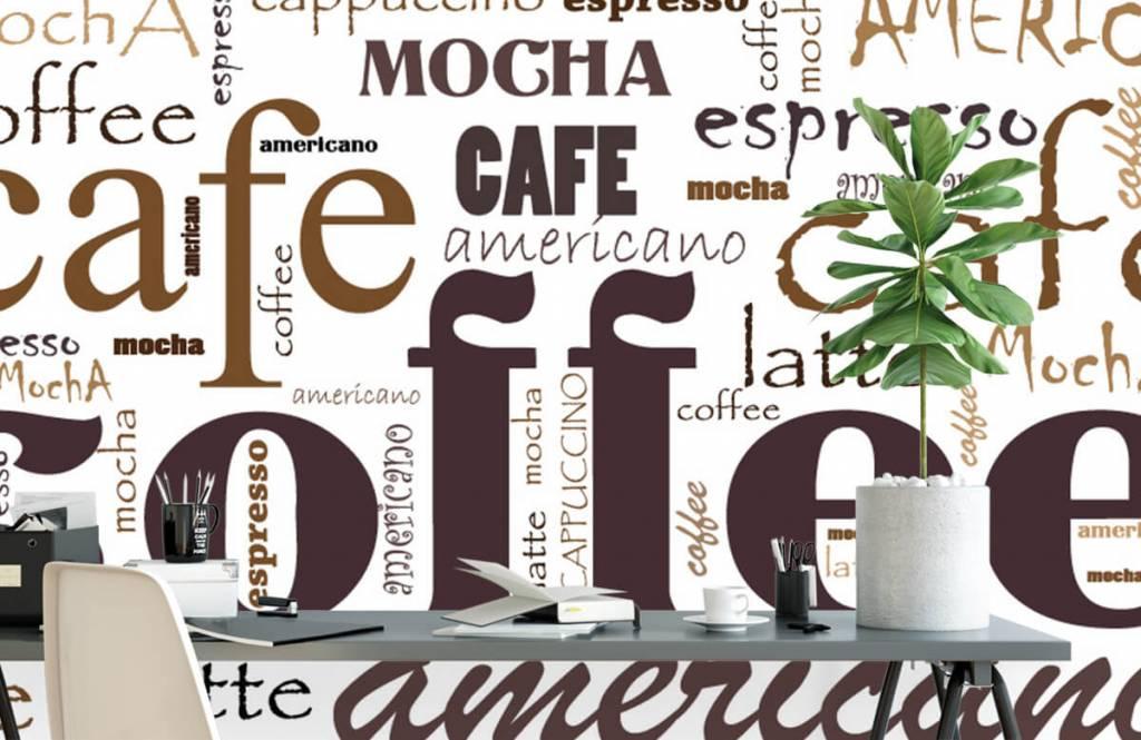 Autre - Café en lettre - Cuisine 2