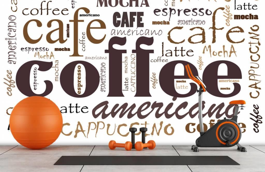 Autre - Café en lettre - Cuisine 8