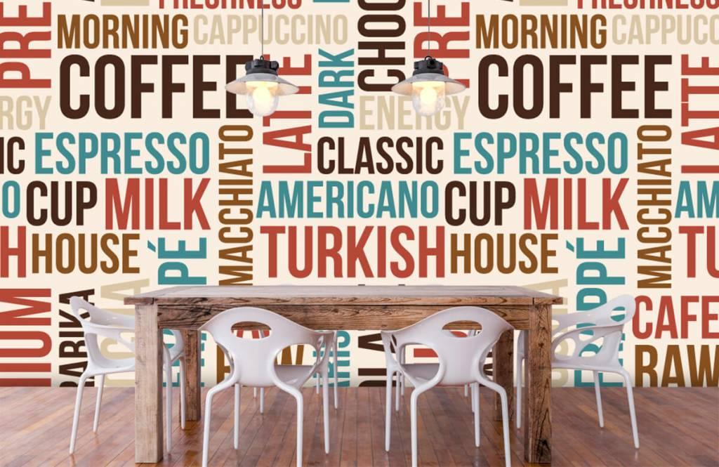 Autre - Textes sur le café - Cuisine 1