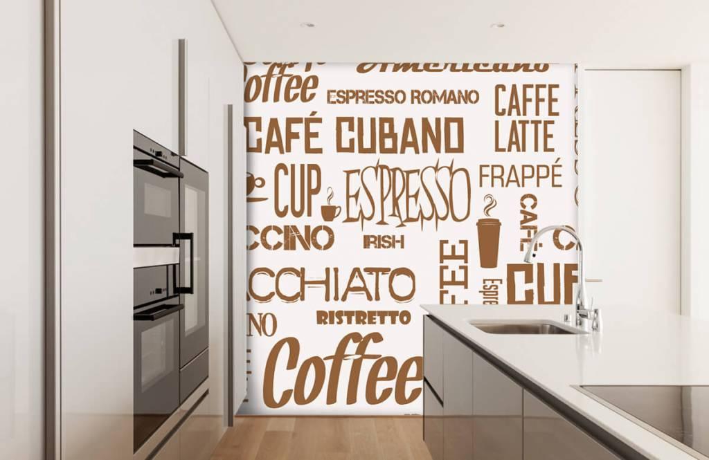 Autre - Mots café - Cuisine 1