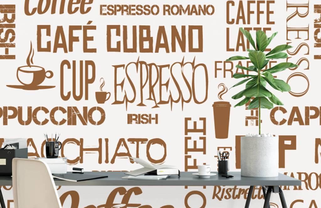 Autre - Mots café - Cuisine 3