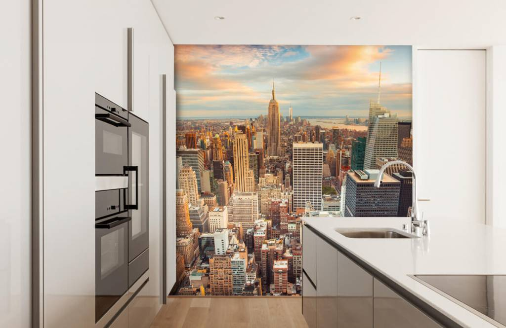 Papier peint Villes - Manhattan - Chambre d'adolescent 3