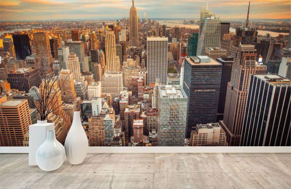 Papier peint Villes - Manhattan - Chambre d'adolescent 8
