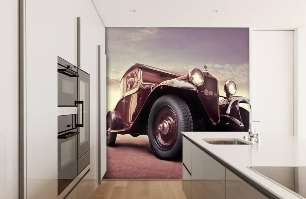 Transport - Oldtimer en perspective - Chambre d'adolescent 4