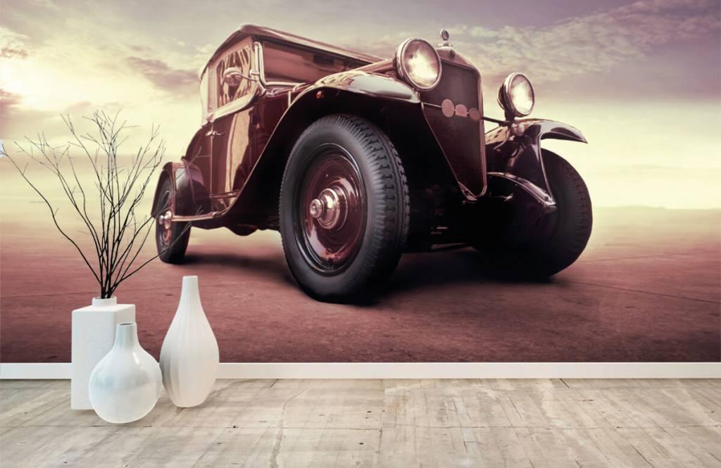 Transport - Oldtimer en perspective - Chambre d'adolescent 8